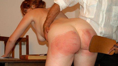 girls boarding school spanking